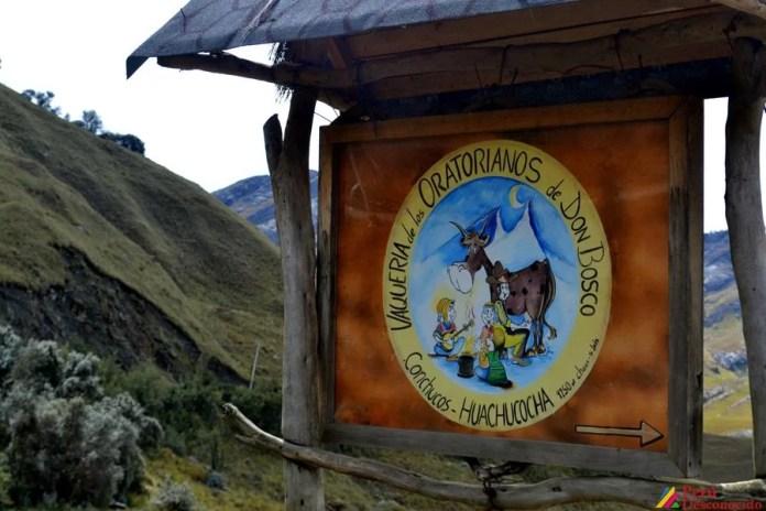 Vaquería de Huachucocha