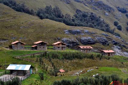 Bungalows de Huachucocha
