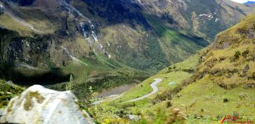 Carretera Huaraz-San Luis Ancash