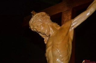 El Cristo Cruficado
