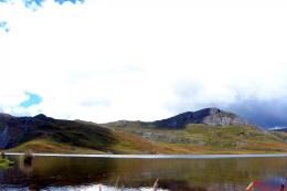 Laguna de Huachucocha en San Luis