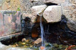 Paccha, fuente de agua de San Luis