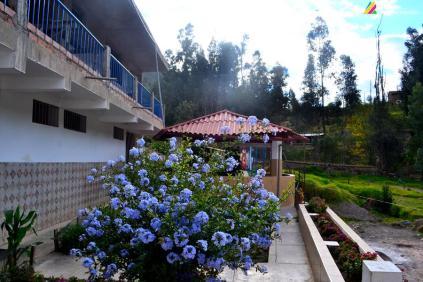 Baños termales de Pomabamba