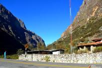 Quebrada de Ulta, pertenece a la provincia de Carhuaz