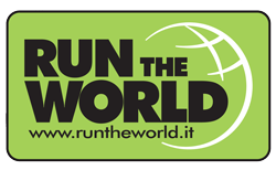 RunTheWorld Logo