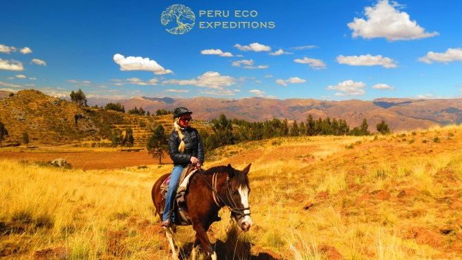 Horseback Ride Cusco - Sara