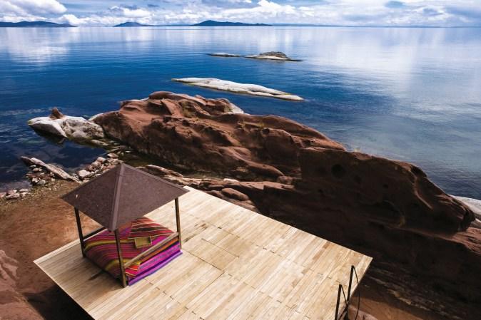 Hotel Titilaka Cabana - Luxury Lake Titicaca