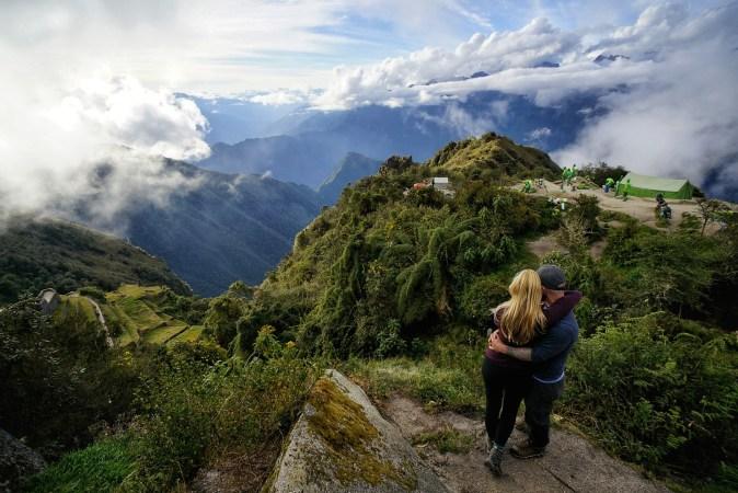 Inca Trail Panorama