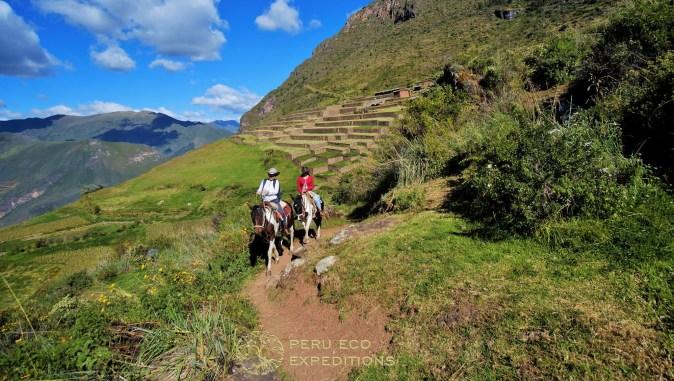 Huchuy Qosqo Horseback Ride Full Day - Peru Eco Expeditions