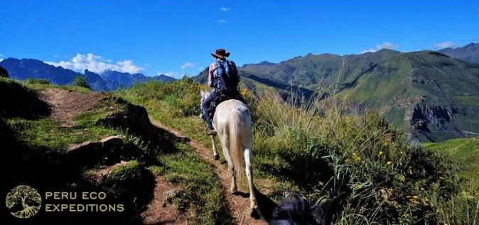 Huchuy Qosqo Trek & Horseback - Peru Eco Expeditions