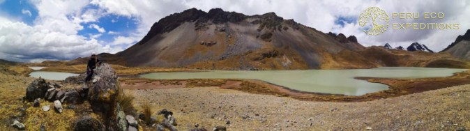 Ausangate 7 Lake Trek - Panorama - Peru Eco Expeditions