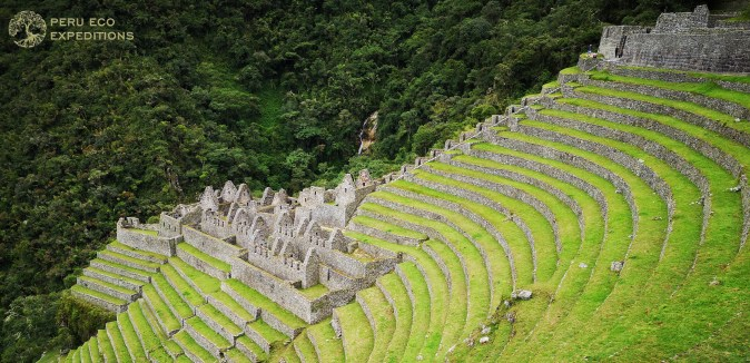 Luxury 2 Day Inca Trail Peru Eco Expeditions