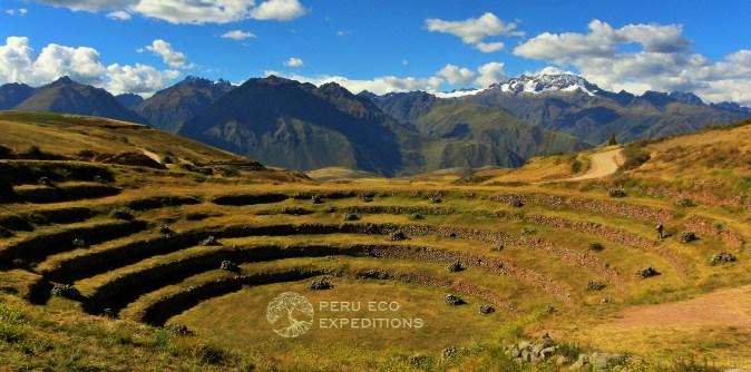 Choquequirao Trek Boutique Expedition -Moray- Peru Eco Expeditions