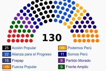 Resultados elecciones ONPE Congreso 2020