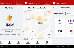 PeruEnTusManos app