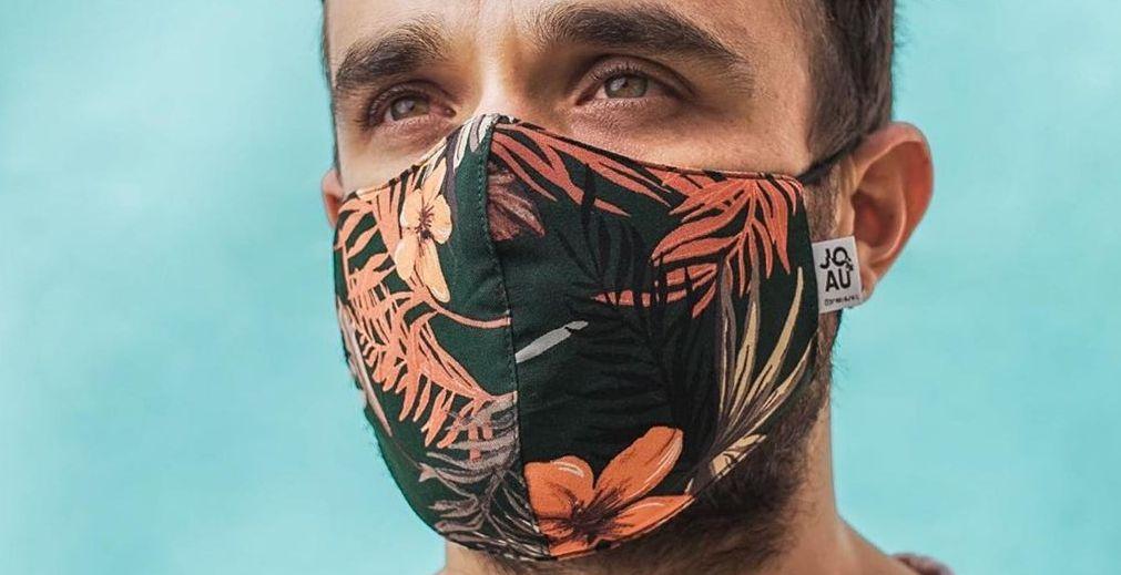 Mascarillas con diseños coloridos Jonás & Aurelio