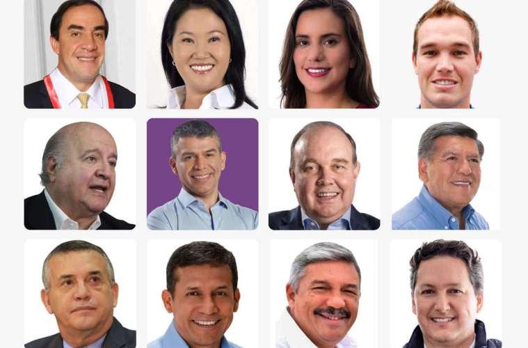 Propuestas Candidatos presidenciales 2021