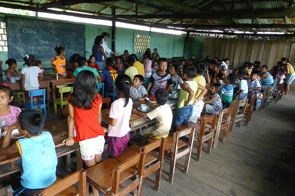 photo of students in classroom