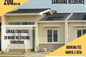 Rumah Dekat Bandara Sangiang Residence