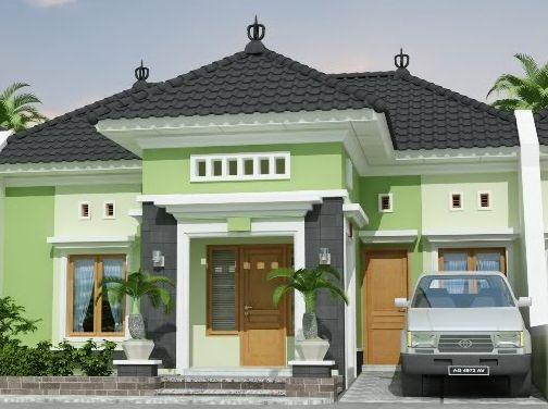 desain rumah type 60 1 lantai