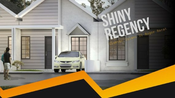 The Shiny Regency | Rumah Syariah Murah Bogor Legalitas Aman