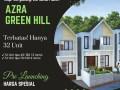 Azra Green Hill | Perumahan Syariah Dekat Kampus di Yogyakarta