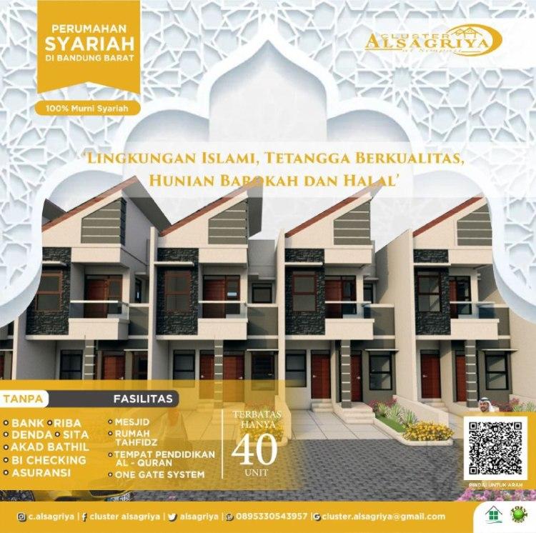 Alsa Griya Rumah Syariah Bandung