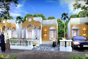 Tasnim Otsmani | Rumah Gaya Turki di Ciampea Bogor