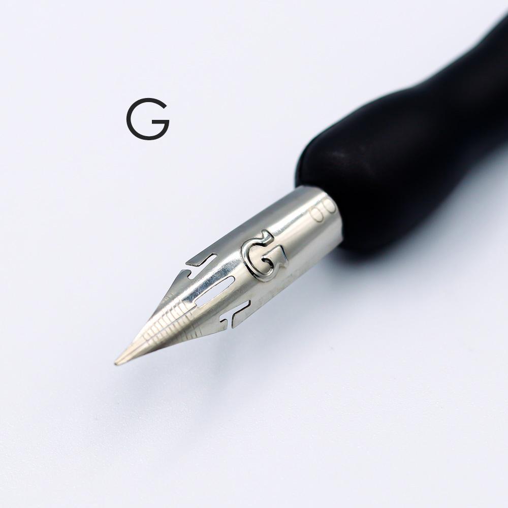Plumillas (Set de 5 puntas) G