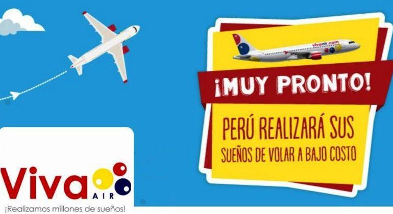 Resultado de imagen para low cost airlines Perú