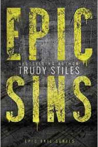 Princess Elizabeth Reviews~Epic Sins by Trudy Stiles