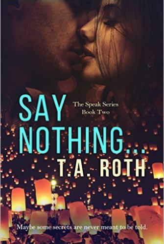 Princess Elizabeth Reviews: Say Nothing by T.A. Roth