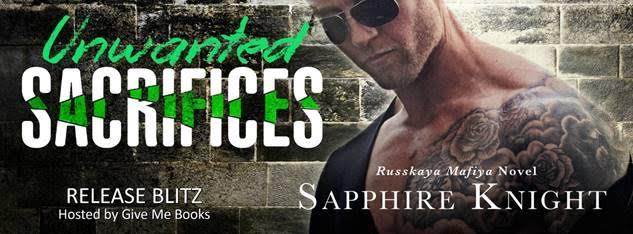 Release Blitz for Unwanted Sacrifices by Sapphire Knight
