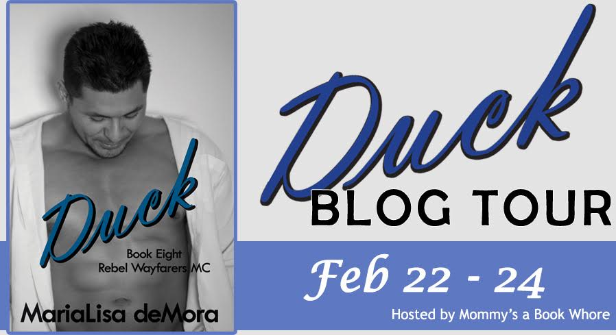 Duck by MariaLisa deMora - Blog Tour and Review