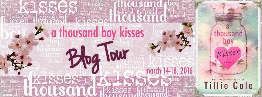 A Thousand Boy Kisses by Tillie Cole - Blog Tour