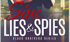 Sins, Lies & Spies By Lisa Cardiff - Promo