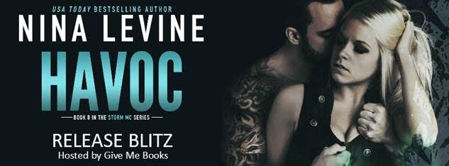 Release Blitz for Havoc by Nina Levine
