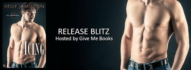 Release Blitz for Icing by Kelly Jamieson