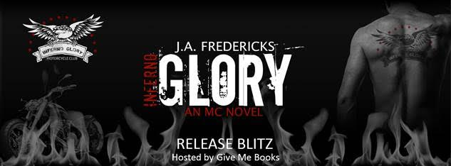 Release Blitz for Inferno Glory MC: The Complete Series by J.A. Fredericks