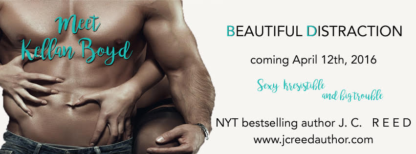 New Release : Beautiful Distraction by J.C. REED