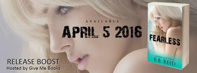 Release Boost for Fearless by B.B. Reid