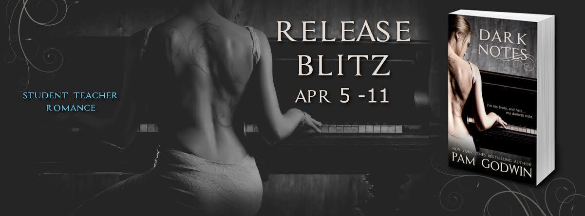 Dark Notes by Pam Godwin-Release Blitz
