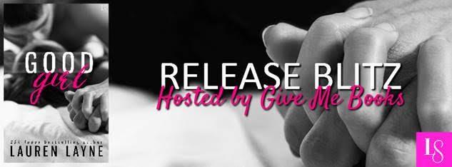 Release Blitz for Good Girl by Lauren Layne