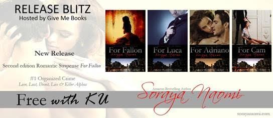 Release Blitz for For Fallon by Soraya Naomi