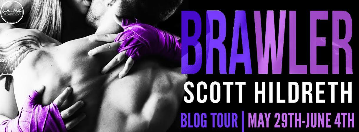 Scott Hildreth - Brawler - Blog Tour