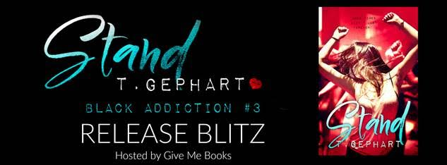 Release Blitz for Stand by T. Gephart