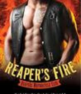 Princess Elizabeth Reviews: Reaper's Fire (Reapers MC #6) by Joanna Wylde