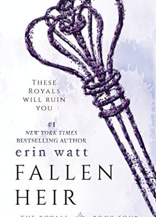 Princess Emma Reviews: Fallen Heir by Erin Watt