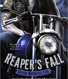 Princess Elizabeth Reviews: Reaper's Fall (Reapers MC, #5) by Joanna Wylde
