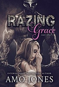 Princess Elizabeth Reviews: Razing Grace Part 1 by Amo Jones